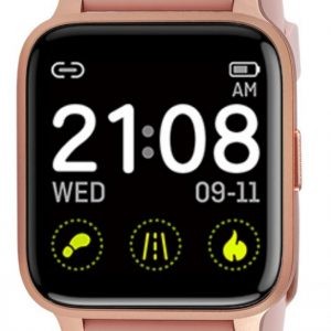 SMARTWATCH RUBICON RNCE58 ROSE GOLD